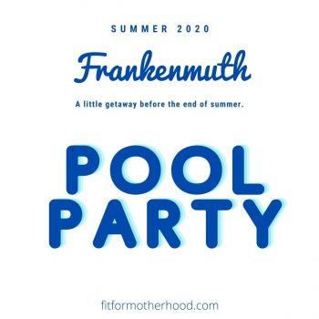 A Little Getaway Before the End of Summer | Frankenmuth