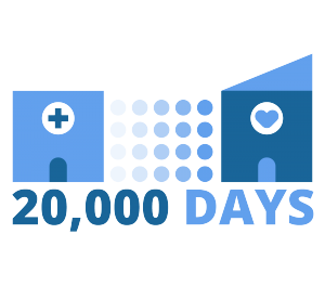 Infographic - 20000 Hospital Days