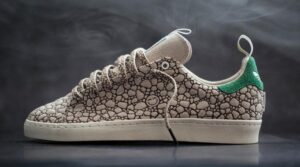 Shoe made of Hemp Material