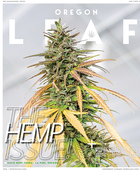 Cover Magazine Davis Farms