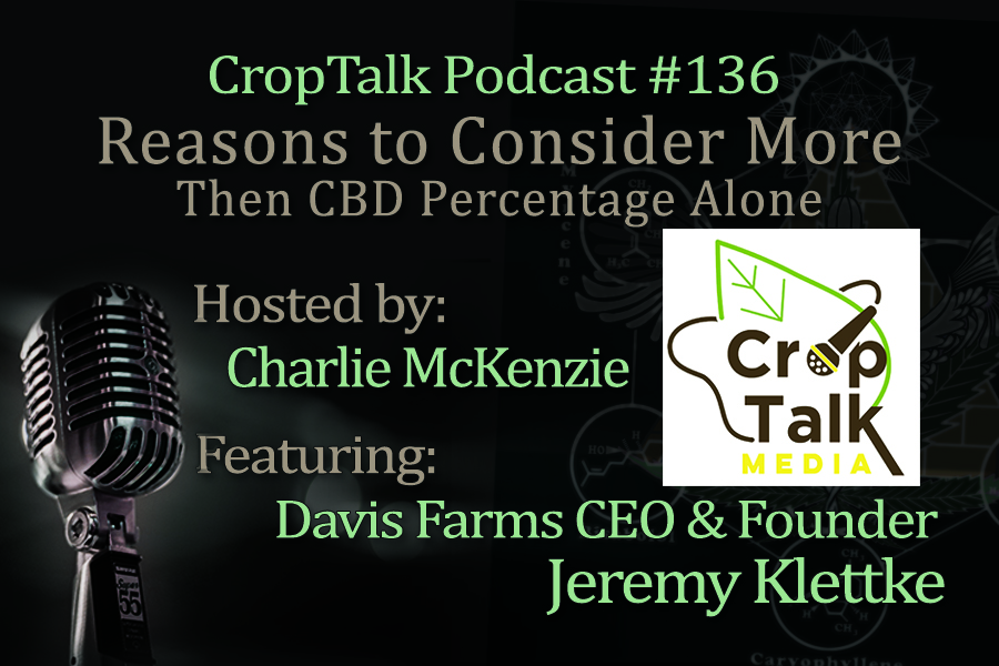 image to represent the CropTalk Podcast #136 with Jeremy Klettke as guest