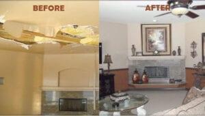 Water Damage Services Golden Shores AZ