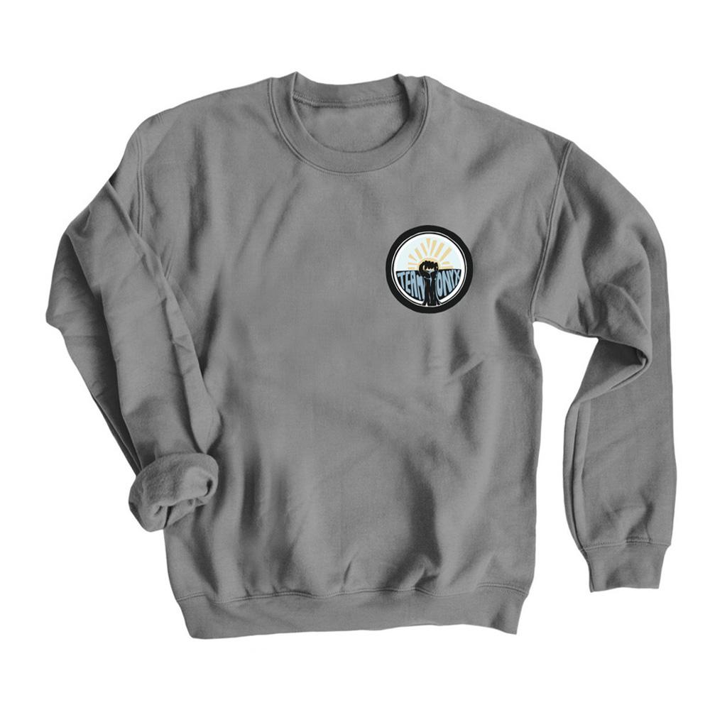 Crewneck Sweatshirt Grey