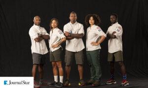 Meet the Illinois athletes