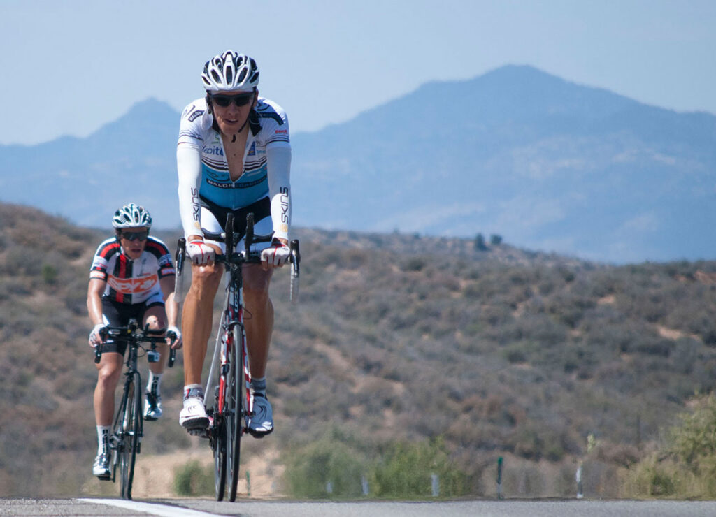 The Worlds Toughest Bicycle Race