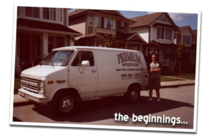 Dave's First Deliver Vehicle