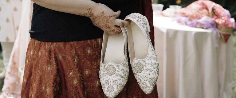 shoe thief game Wedding
