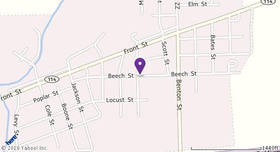 200 BEECH St. Morehouse Map