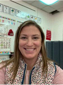 Photo of preschool director Annie Merrick.