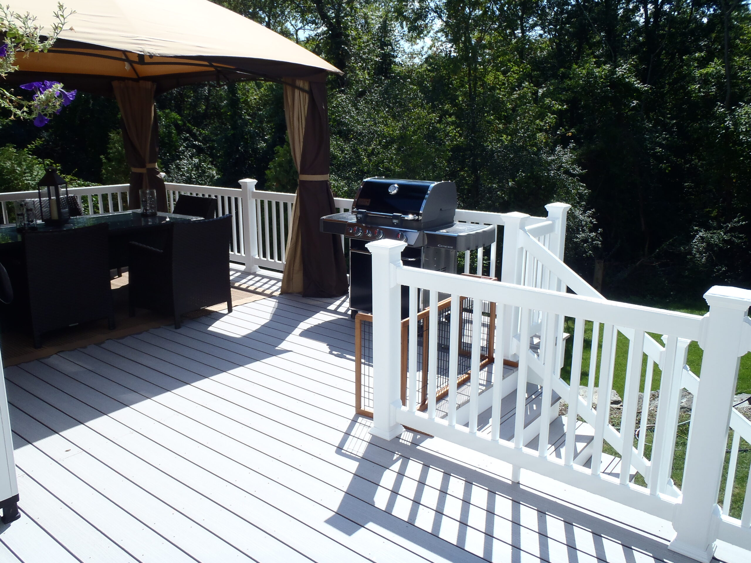 Builders and new Deck Construction