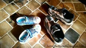 Kids Shoes: Patience's Kryptonite