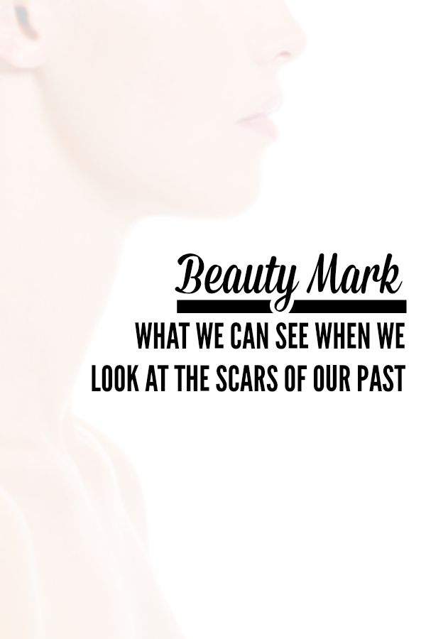 Beauty Mark by @letmestart is about seeing the beauty in scars from the ugliest of circumstances life has thrown us   survivor