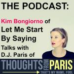 The Podcast with DJ Paris and Kim Bongiorno 2014