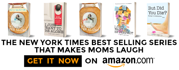 I JUST WANT TO PEE ALONE The New York Times best selling humor anthology series featuring Kim Bongiorno and others   Available on Amazon, iTunes, Barnes and Noble, and other fine booksellers.