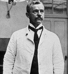 Dr. Howard A. Kelly. Source: The Alan Mason Chesney Medical Archives of The Johns Hopkins Medical Institutions