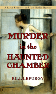 Murder In the Haunted Chamber cover