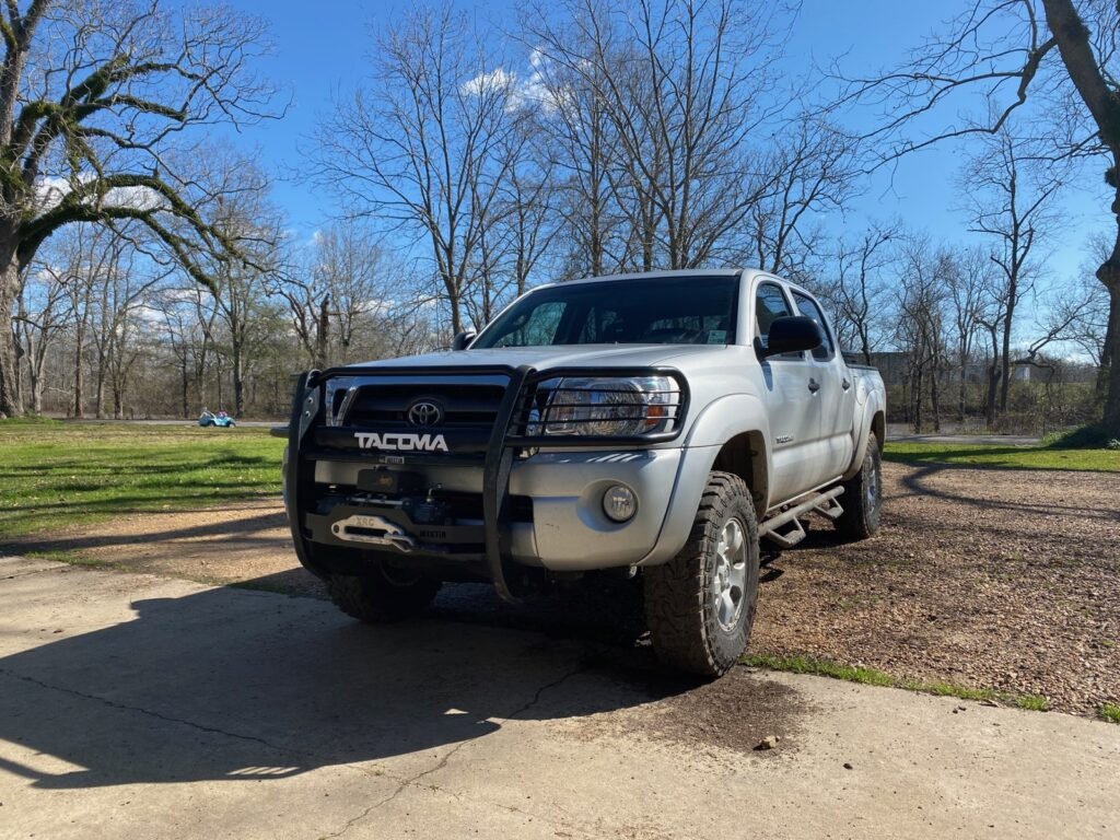 light bar covers for Tacoma