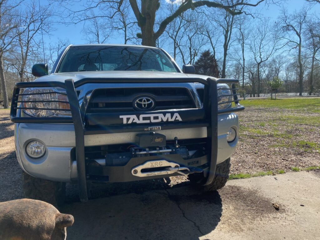 light bar covers for Toyota Tacoma