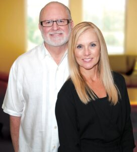 Moe and Paige Becnel Blending-A-Family Ministry