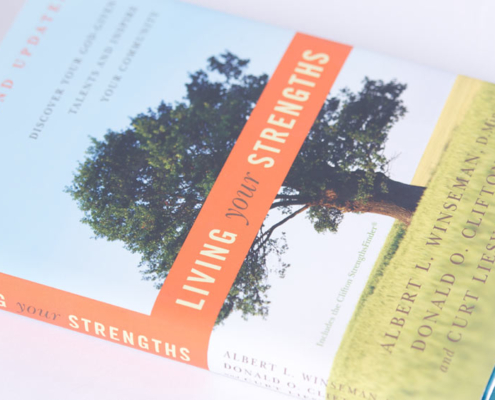 Living Your Strengths Book