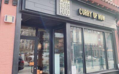 Curry Up Now, Hoboken, NJ