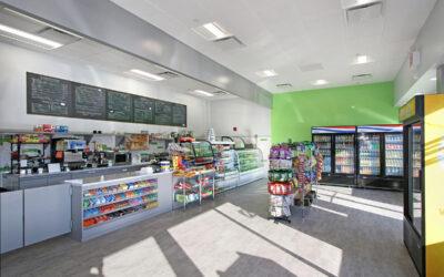 Interior Design: Prologis Cafe Space, Jamaica, NY