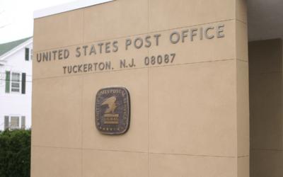 TUCKERTON POST OFFICE, Tuckerton NJ