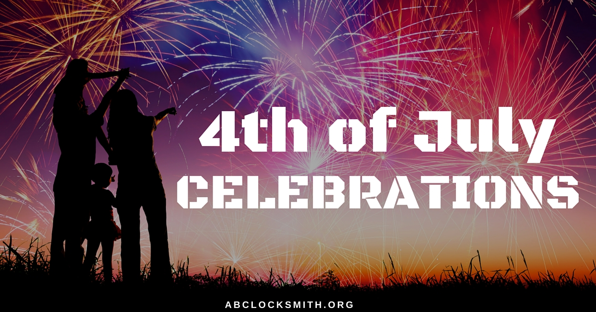 4th of July - ABCLocksmith
