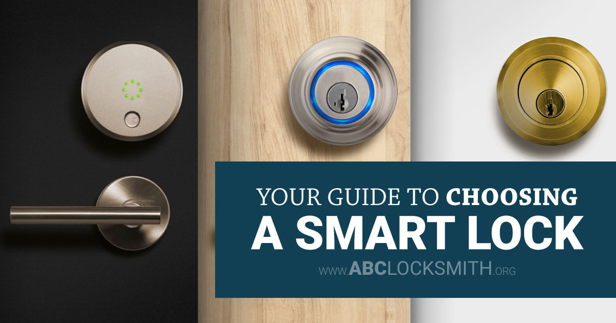 Your Guide to Choosing a Smart Lock - ABC Locksmith