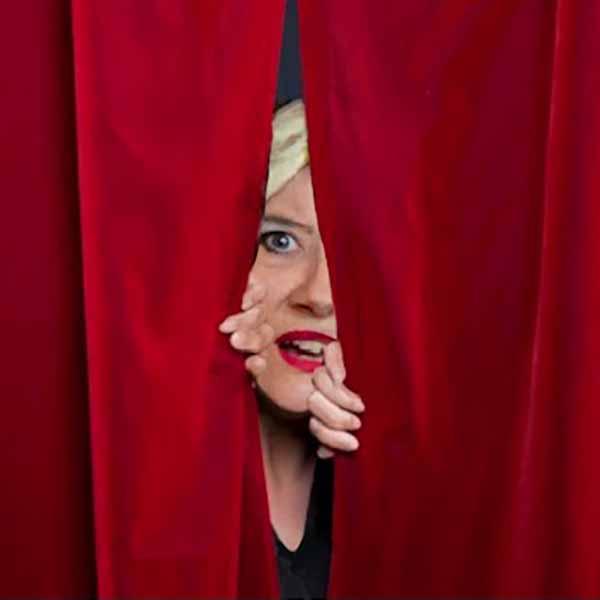 Peeking thru curtains opt