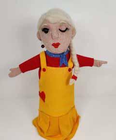 she hand puppet opt