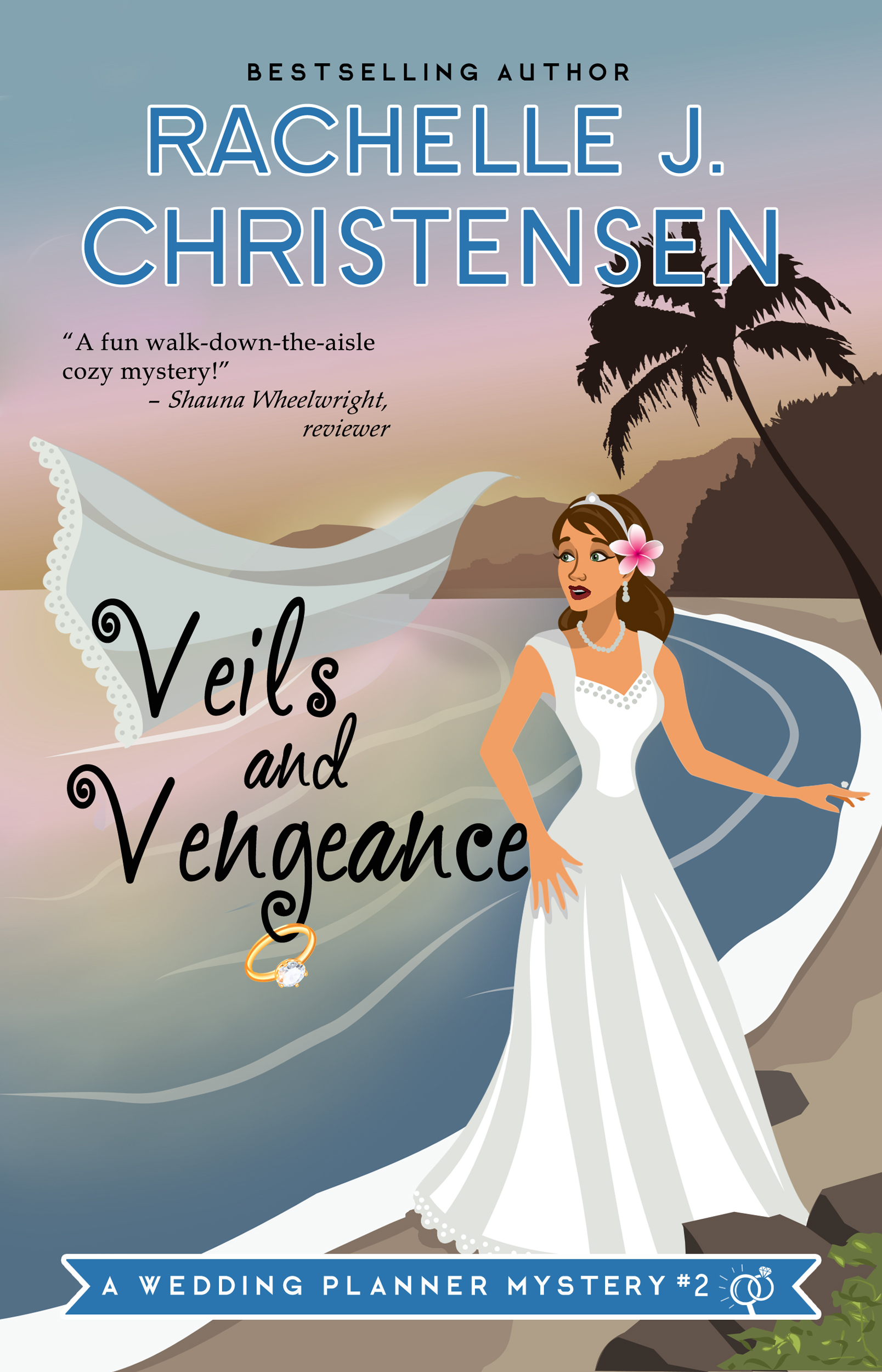 VEILS & VENGEANCE - Front Cover (for Amazon)