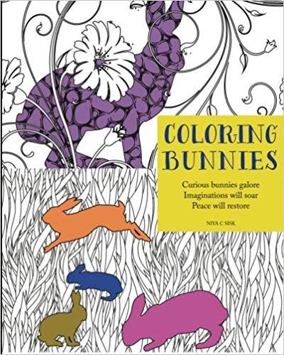 coloring-bunnies