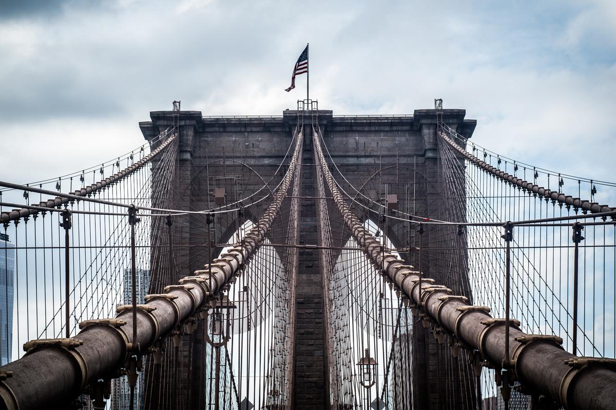 Brooklyn Bridge Photo by Michael Caiati
