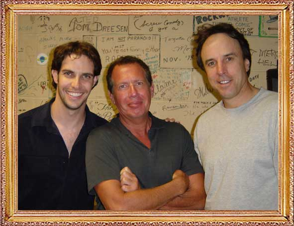 Celebrities-and-Friends-Gary-Shandling-Kevin-Nealon-20