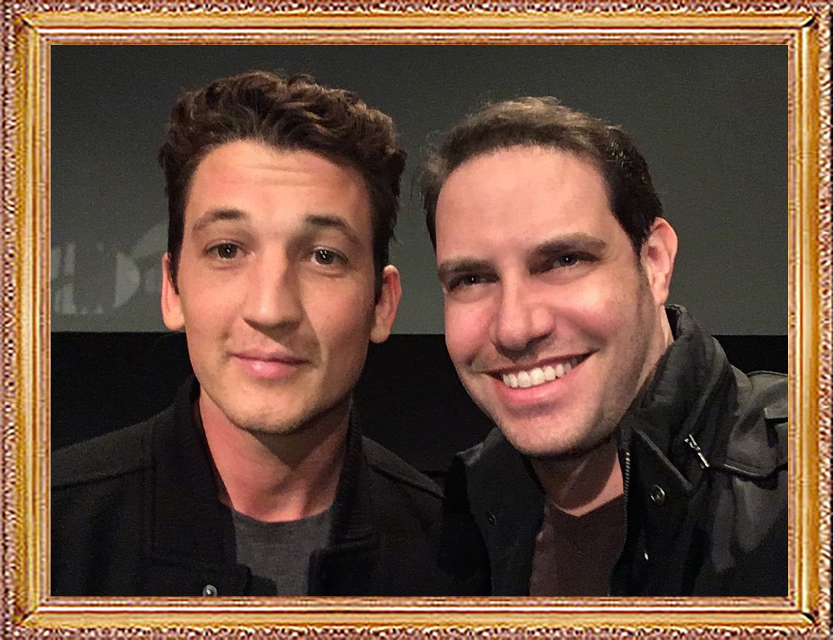 Celebrities-and-Friends-Miles-Teller