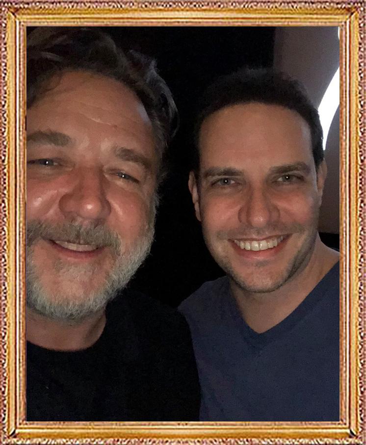 Celebrities-and-Friends-Russel-Crowe