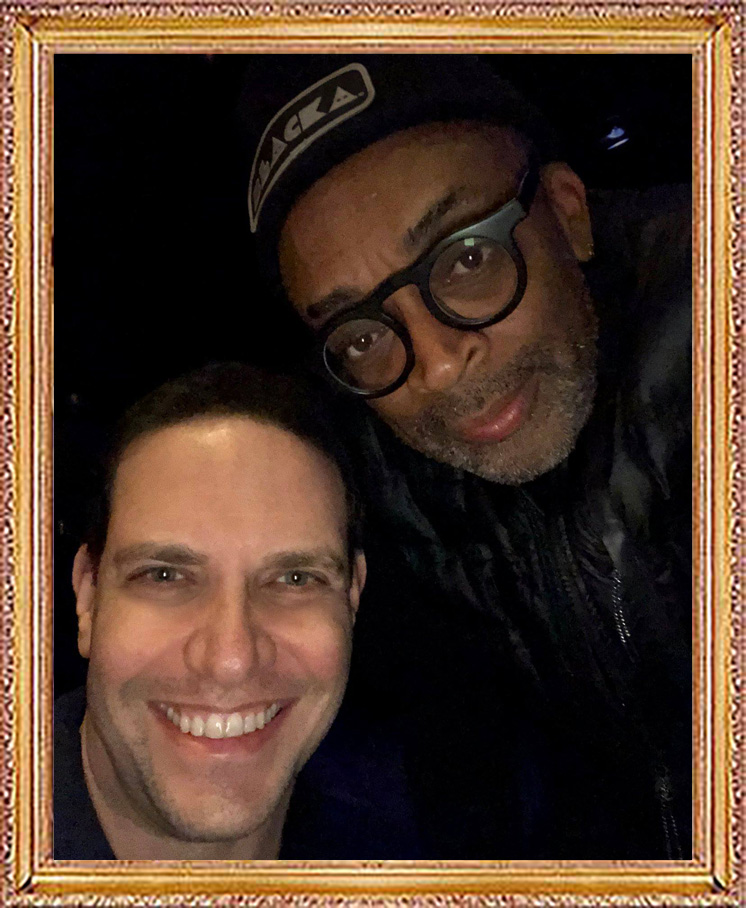 Celebrities-and-Friends-Spike-Lee