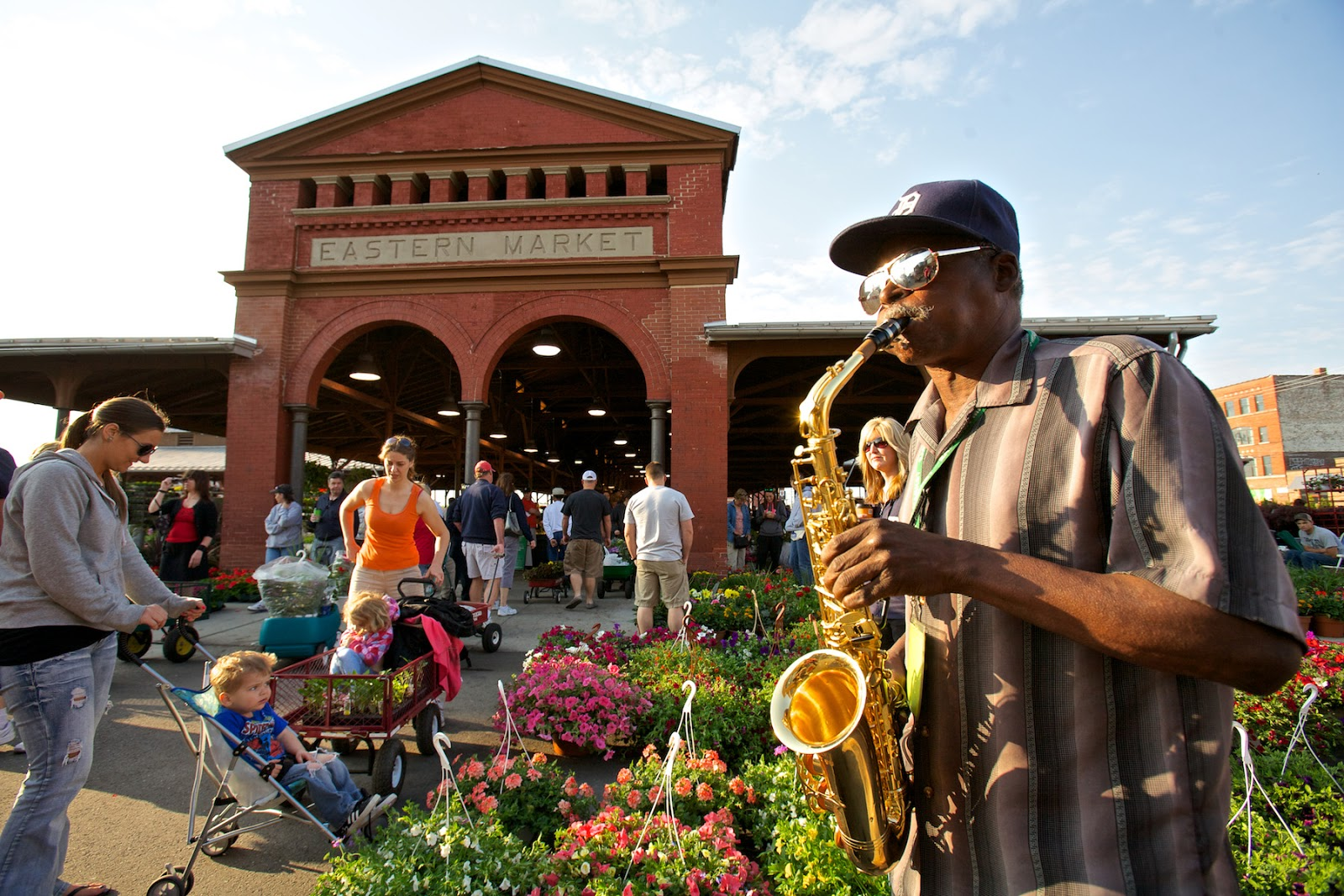 Tuesdays at Eastern Market - Detroit