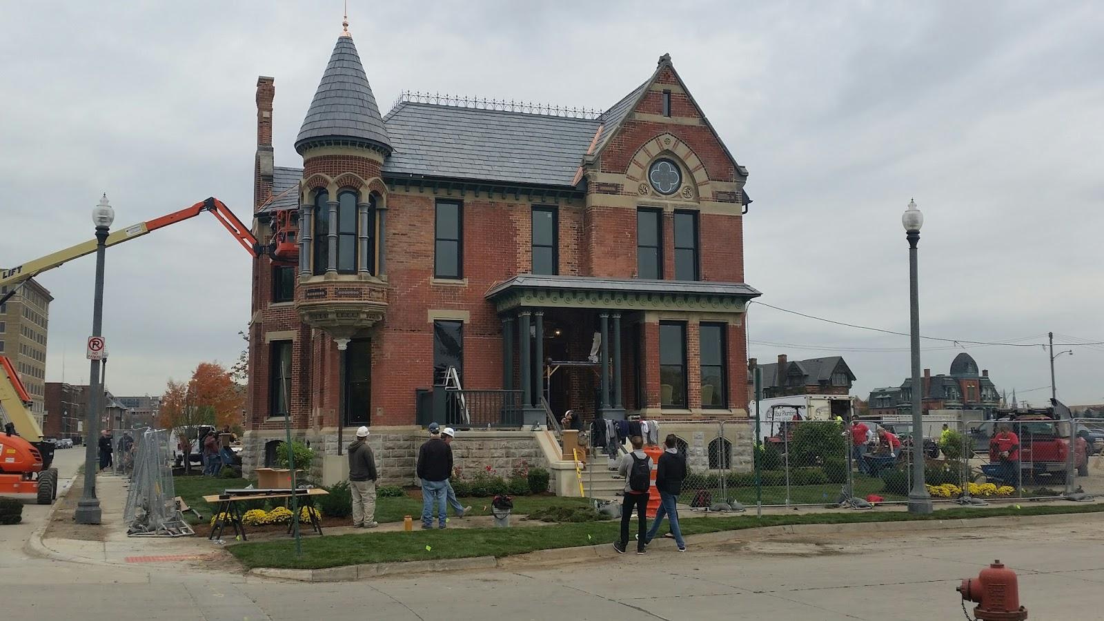 The Ransom Gillis House