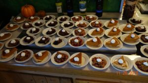 Redwood Steak House's Thanksgiving Desserts