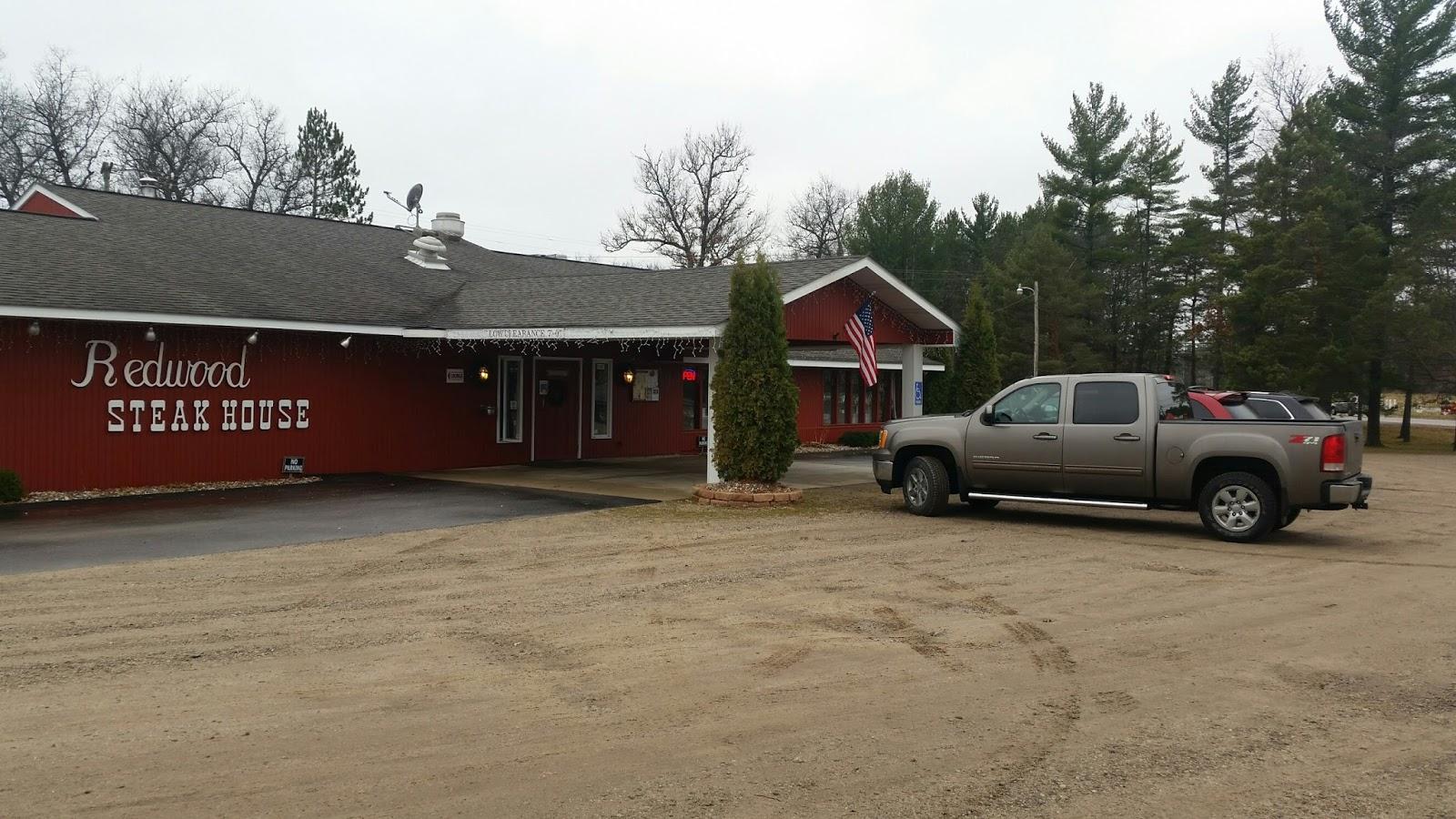 Redwood Steakhouse & Saloon in Lewiston, Michigan