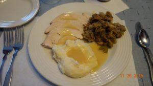 Redwood Steakhouse & Saloon's Thanksgiving Dinner