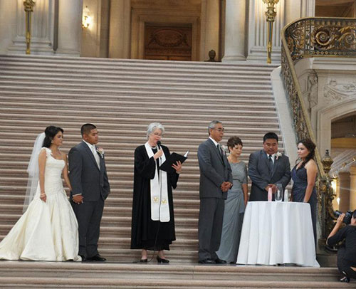 Blending of the Families ritual