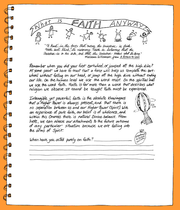 What is Faith Anyway?