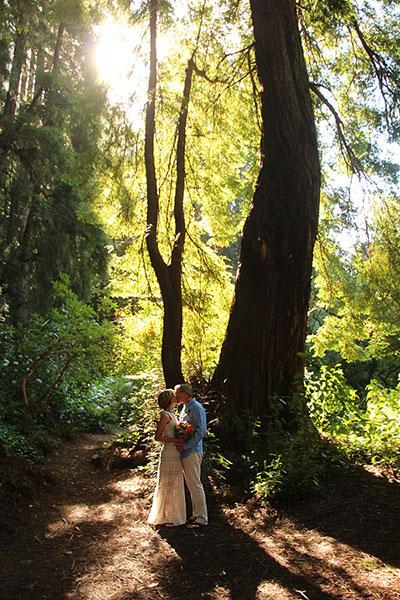 Redwood Grove small weddings