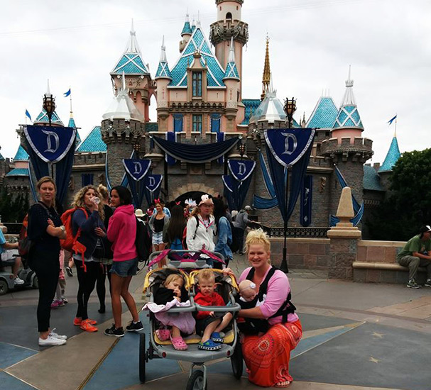 Disneyland, Cinderella's Castle, Which Disney park is the best, what disney park should I go to, Ranking every Disney Park, traveling with kids, family travel, mickey mouse, Diapers on a plane