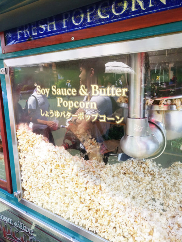 Travel, Family, Tokyo, Disneyland, Japan, Asia, Fairy Godmother, Mickey, Mouse, Popcorn