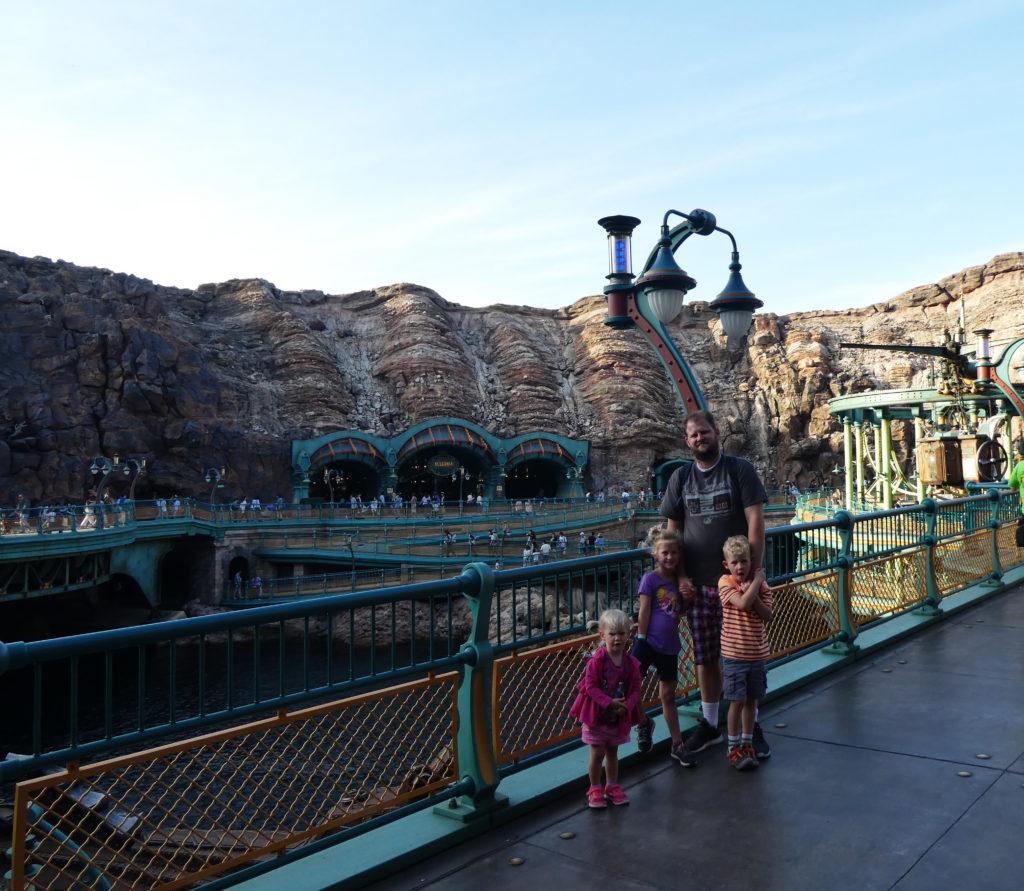 Tokyo Disneyland, Tokyo Disney Sea, traveling with kids, Family travel, Disney Themeparks, Mysterious Island, 20000 Leagues Under The Sea