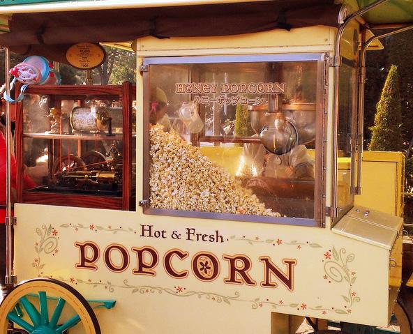 Honey, Flavored Popcorn, Tokyo Disneyland, Tokyo Disney Sea, Family, Travel, Mickey Mouse, Souvenir